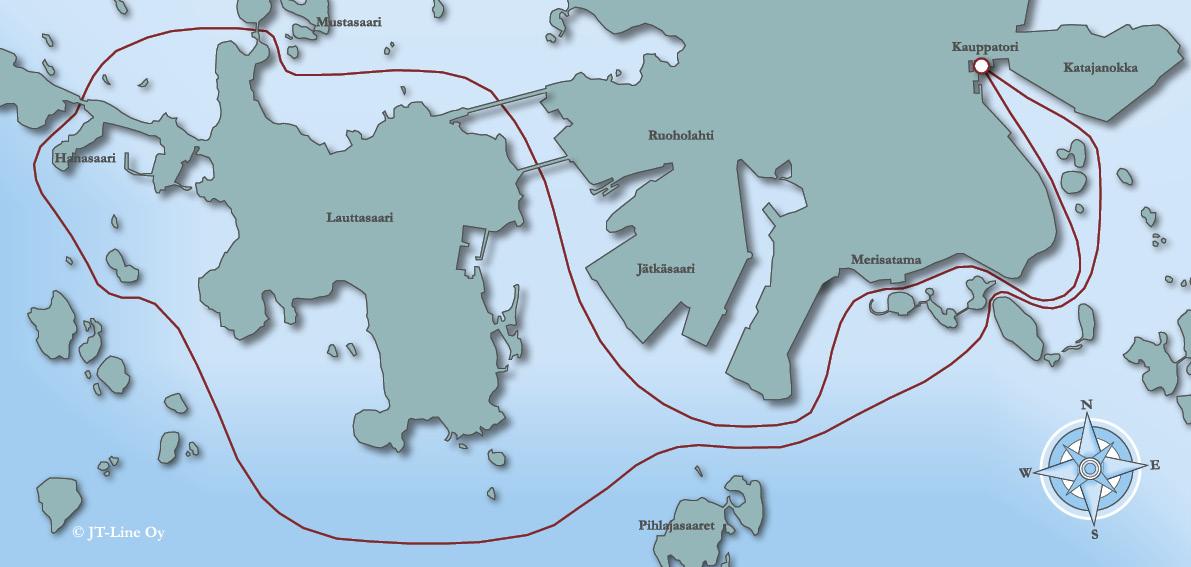 Lauttasaari-risteily